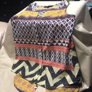 Sanctuary blouse